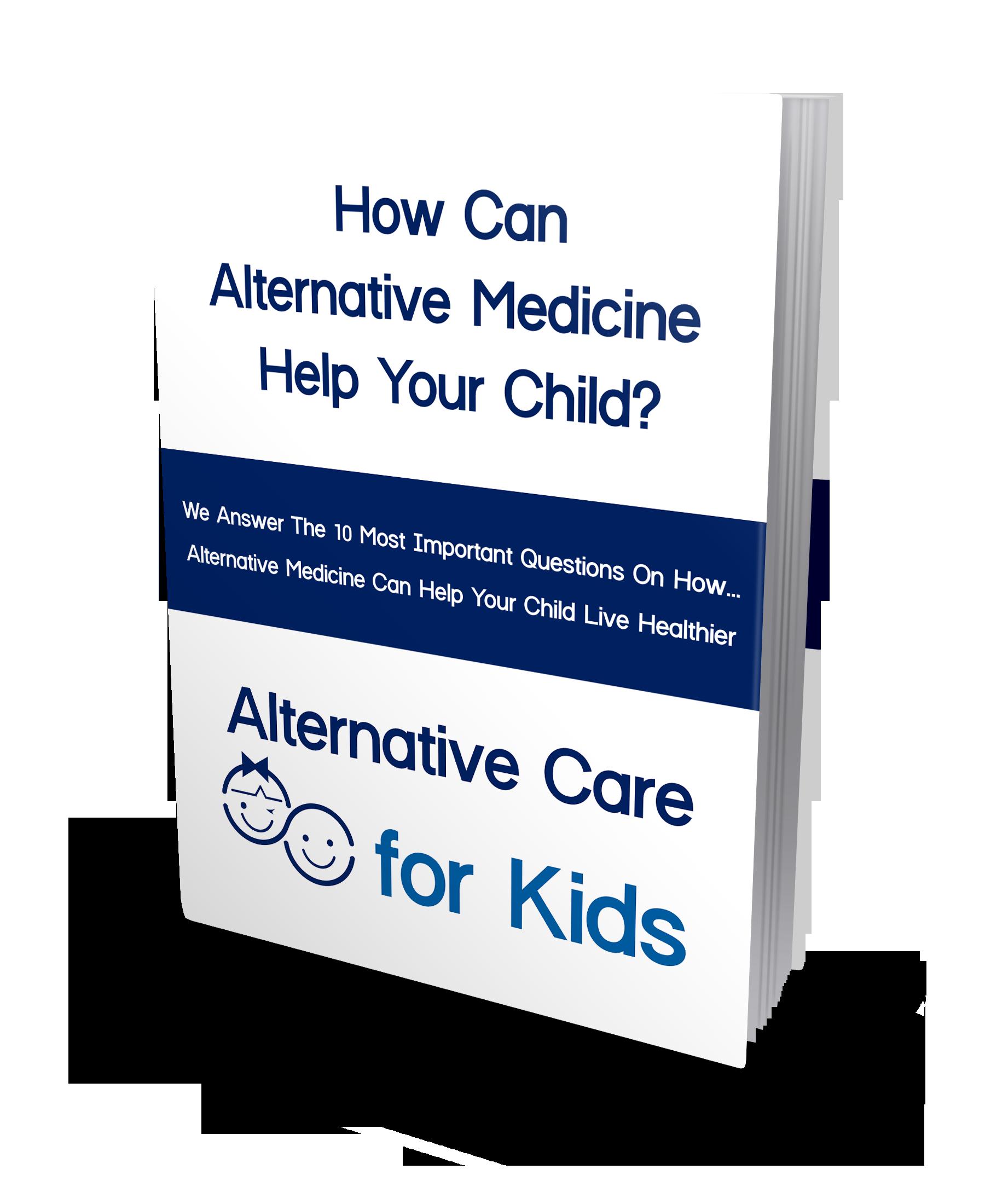 alternative care free ebook