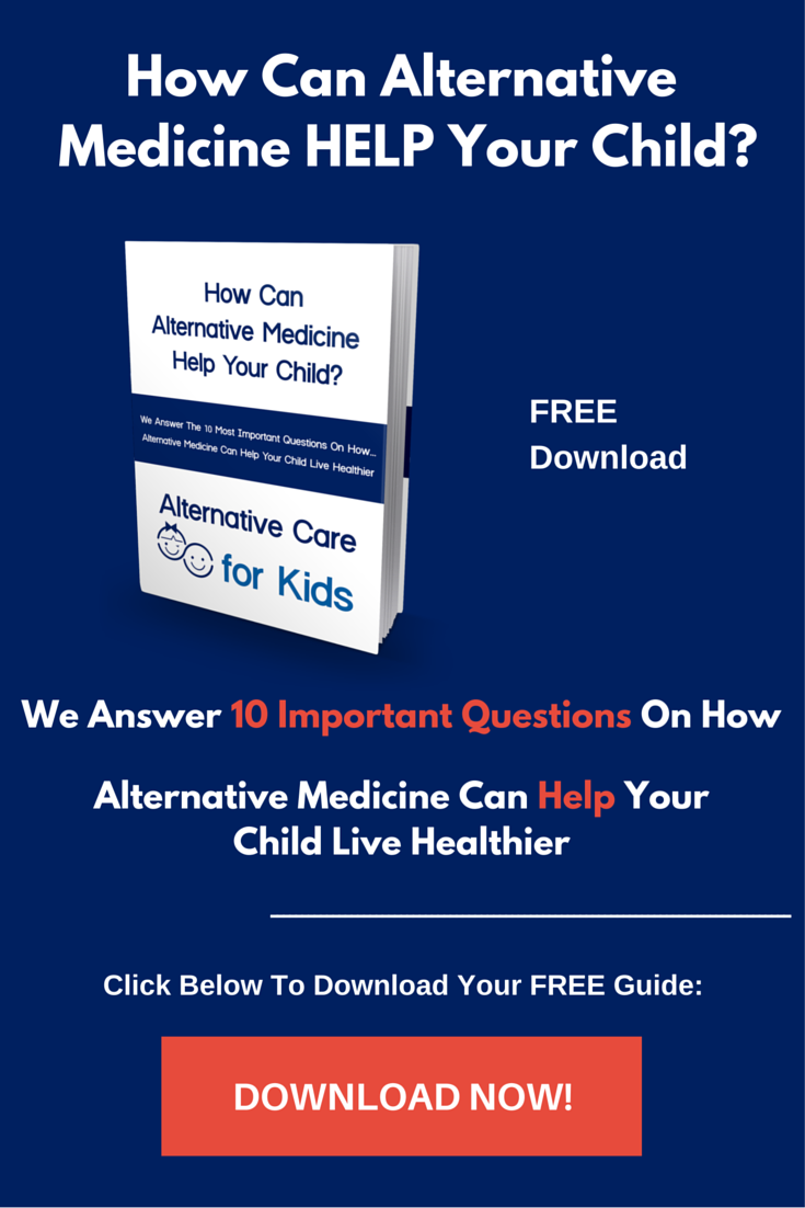 alternative care for kids ebook